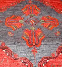 Keleti szőnyeg fajták